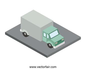 truck transport delivery icon