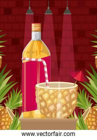 best drink with cup alcoholic