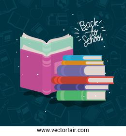 text books supplies back to school