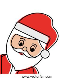 santa claus christmas related icon image