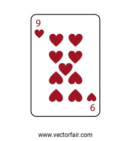 french playing cards related icon image