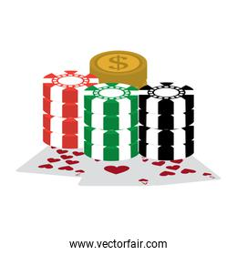 casino related icons image