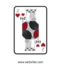 jack of hearts french playing cards related icon image