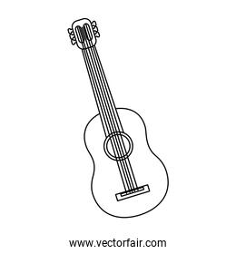 guitar acoustic icon image