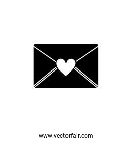 love letter valentines day icon image