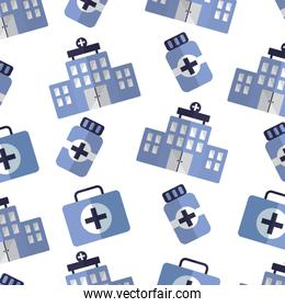 healthcare pattern image