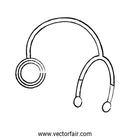 stethoscope medical equipment healthcare object