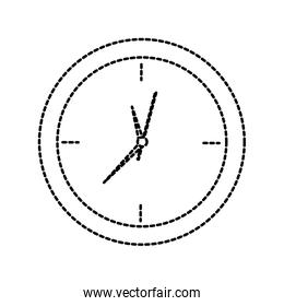 clock time icon image