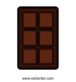 chocolate bar icon image
