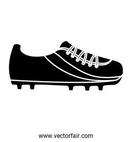 cleat shoe football soccer icon image