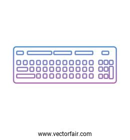 computer keyboard device equipment icon