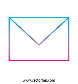 email envelope message post communication icon