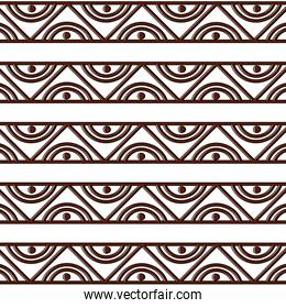 pattern ethnic abstract black and white tribal texture