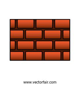 brick wall blocks construction concret image