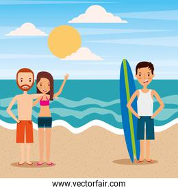 people travelers vacations