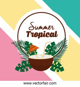 summer tropical season