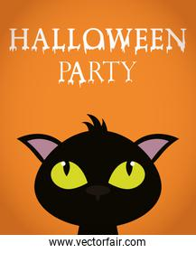 trick or treat - happy halloween party