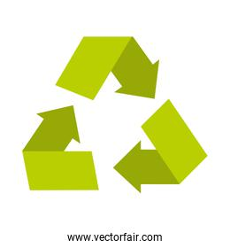 recycle symbol sign icon