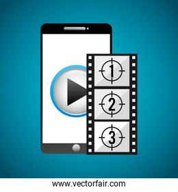 mobile media player icons