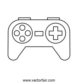 game control isolated icon