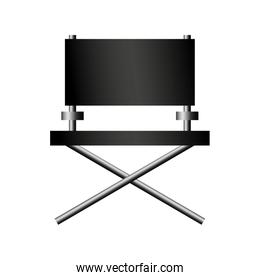director chair cinema icon