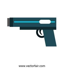 video game gun icon