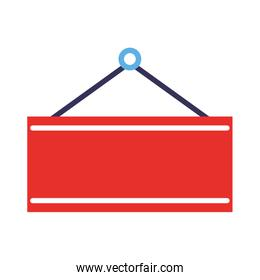 store label hanging icon