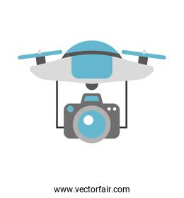 drone flying technology with camera