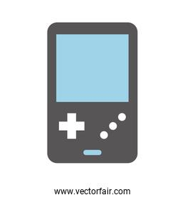 Portable video game console