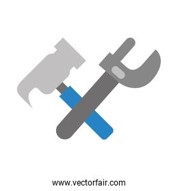 hammer and wrench tools
