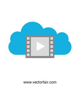 cloud computing with media player