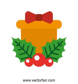 christmas gift box present icon