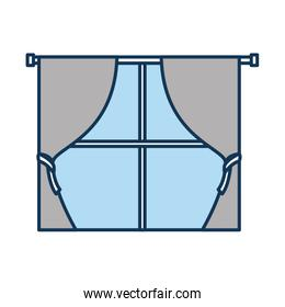 window curtains for house interior decoration style