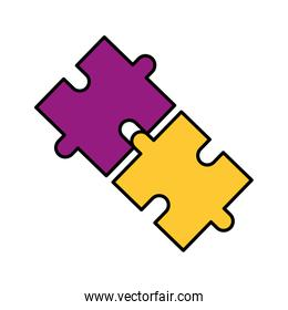 business puzzle jigsaw strategy innovation