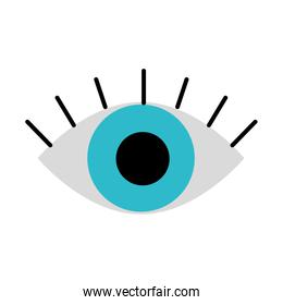eye business look vision concept
