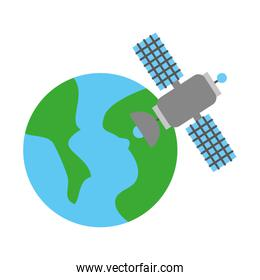universe planet earth satellite science communication space