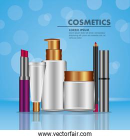 cosmetics makeup related