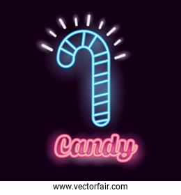 sweet candy concept