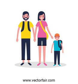 outdoor family vacations