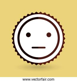 emoticon face design