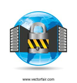 cloud security protection data center
