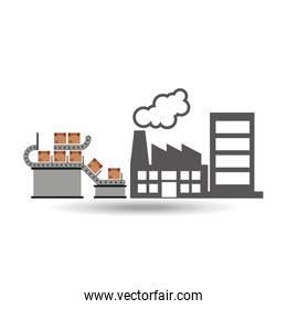 factory and technolgy machine