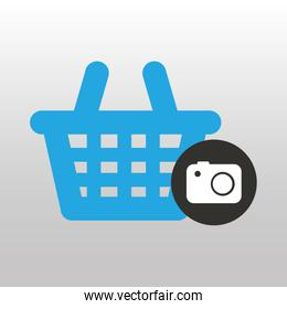 shopping online icon