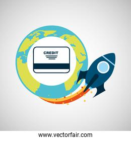 start up globe business credit card