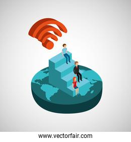 global connection wifi digital family