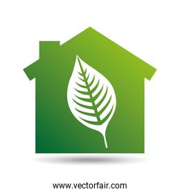 concept environment leaf nature icon graphic