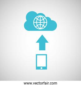 device transfer cloud global world