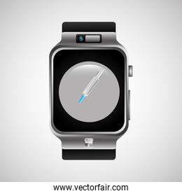smart watch health technology vaccination