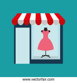 clothes woman buys gifts