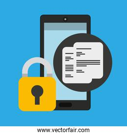 smartphone document financial security